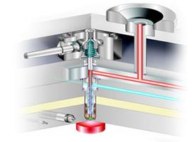 LIM(液状シリコーンゴム)成形装置